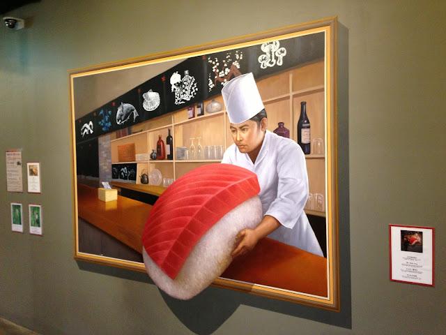 Giant Sushi