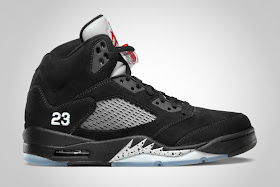 Air Jordan 5's OG Retro's 2011
