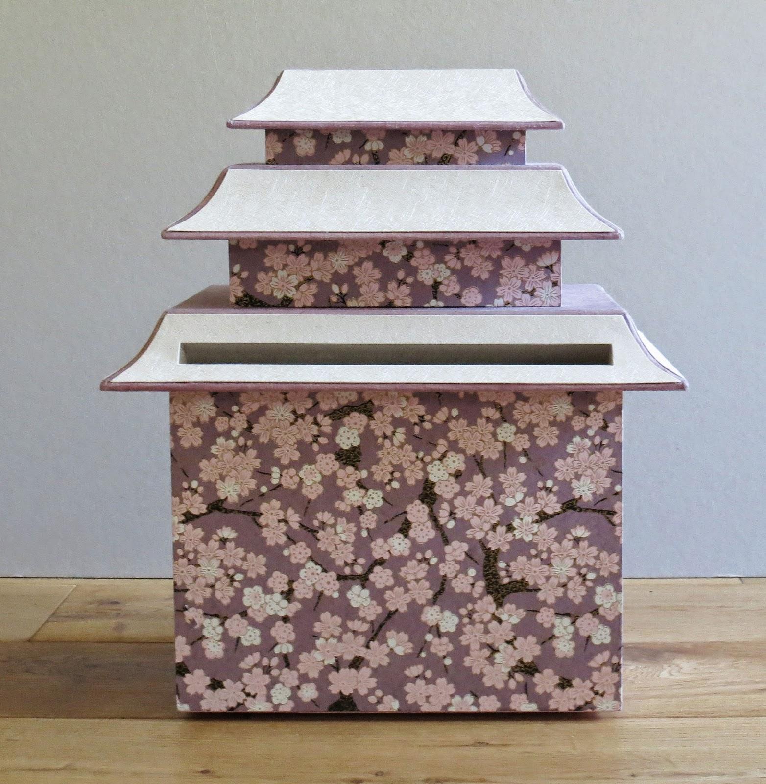 recreations nouvelle urne de mariage pagode. Black Bedroom Furniture Sets. Home Design Ideas