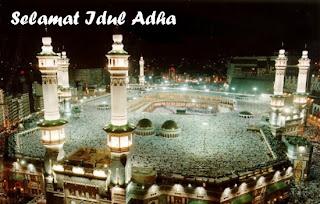 Kartu Ucapan Idul Adha 2012 Gambar Masjid