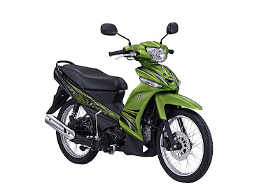 Harga Motor Baru Yamaha Jupiter Mx 2011