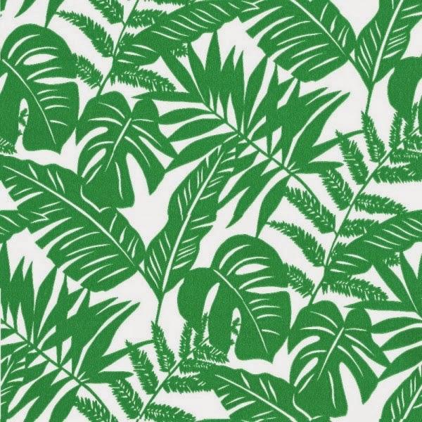 Le papier peint jungle blog d co mydecolab - Papier peint jungle tropicale ...