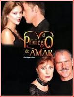 telenovela El Privilegio De Amar