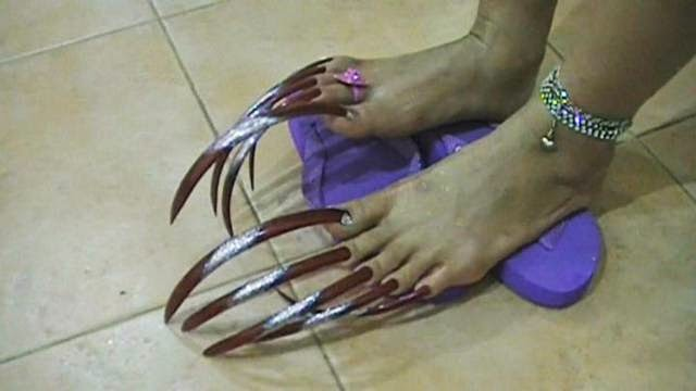 That's claws