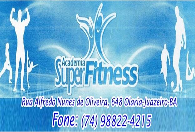Super Fitness, Sua Academia!