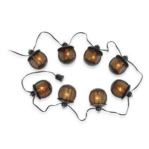 Patio String Lights: Retro Patio String Lights LED