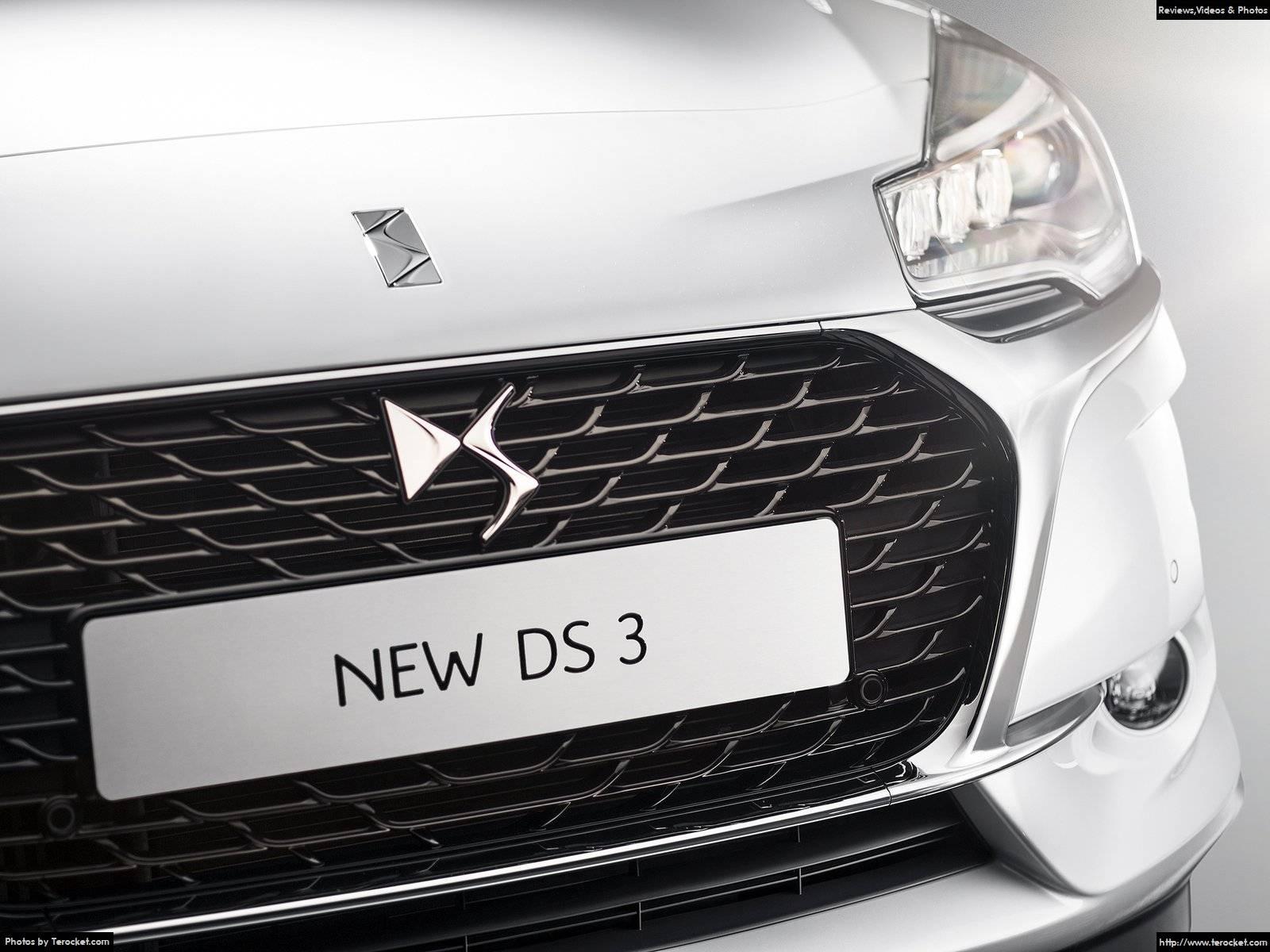 Hình ảnh xe ô tô Citroen DS3 2016 & nội ngoại thất