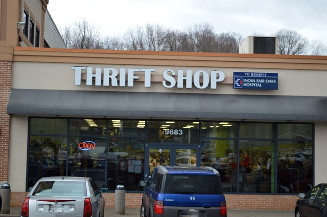 2014 Thrifting Guide To Northern Virginia