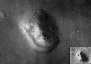 Las veces que hemos creído ver señales de vida en Marte