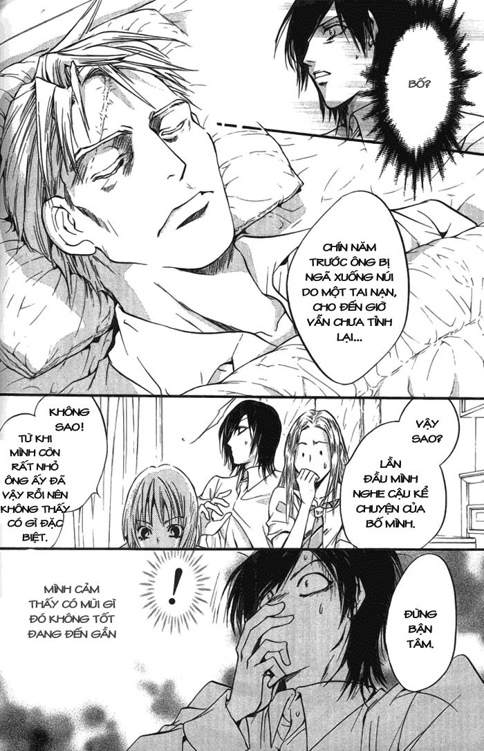 0 no Soukoushi Chapter 3 [End] page 13 Congtruyen24h