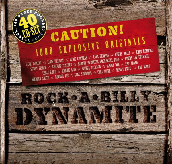 Oldies but goodies rock a billy dynamite cd 39 s 21 30 for Lafayette cds 30