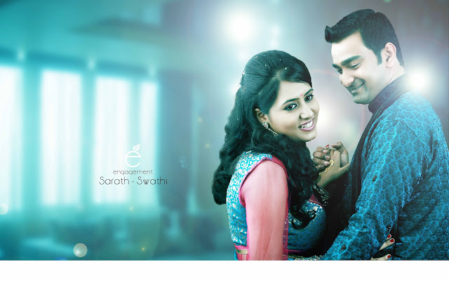 Kerala Professional Wedding Photography by www.crystalvisualmedia.com
