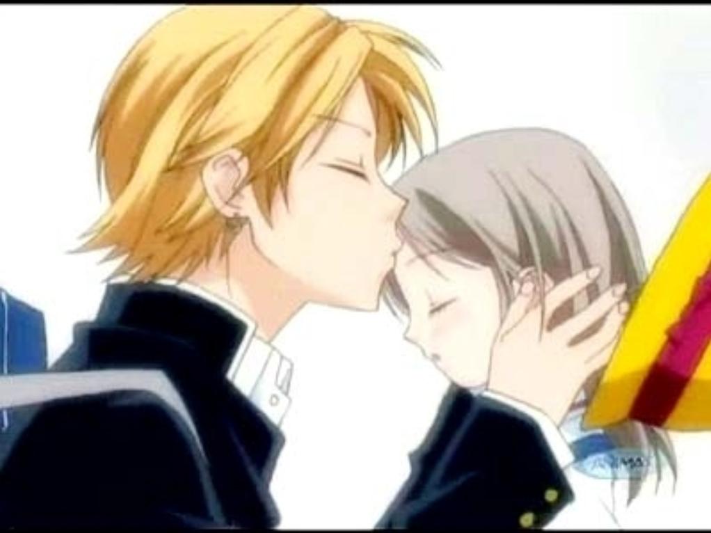 anime sexy kiss