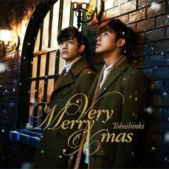 """TVXQ Akan Rilis Lagu Natal """"Very Merry Xmas"""" Di Jepang"""