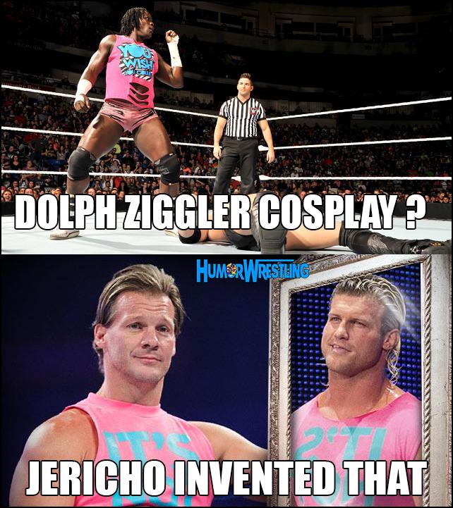 Jericho inventa tudo!