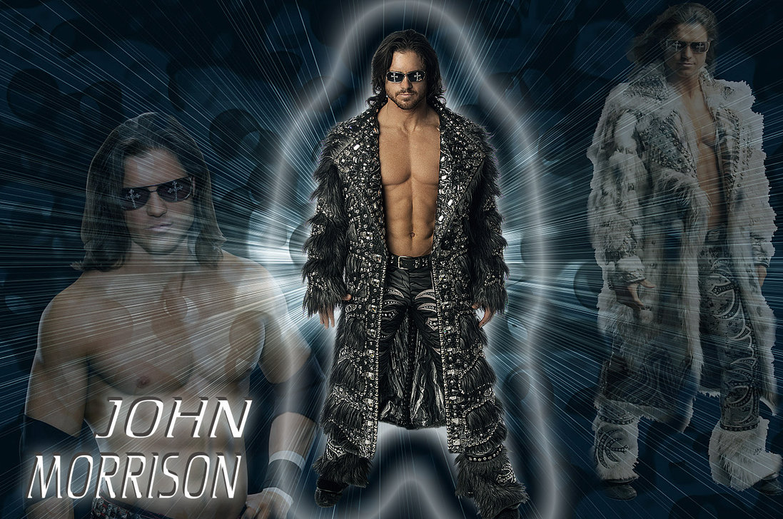 John morrison bedazzled abs