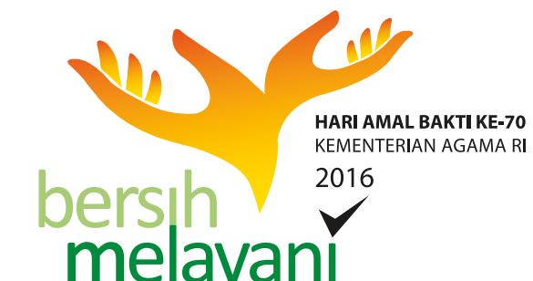 Logo Hari Amal Bakti Hab Ke 70 Kementerian Agama Ri Tahun 2016 Info Seputar Madrasah