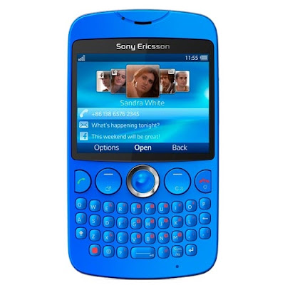 Harga Sony Ericsson TXT