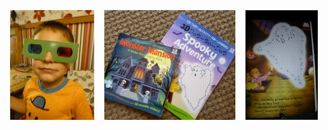 Yorkshire Blog, Mummy Blogging, Parent Blog, Halloween Feature, Top That Publishing,