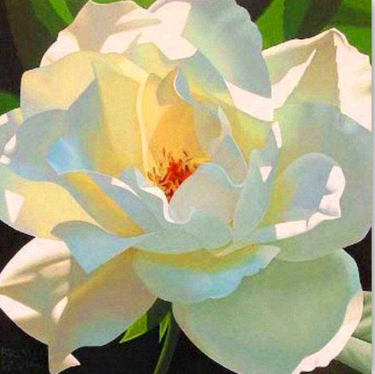 Cuadros modernos pinturas y dibujos cuadros de rosas - Bimago cuadros modernos ...