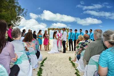 Royal Waimanalo Wedding