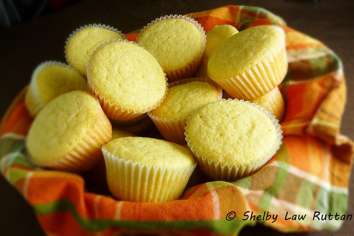 Sweet Corn Muffins - Grumpy's Honey Bunch