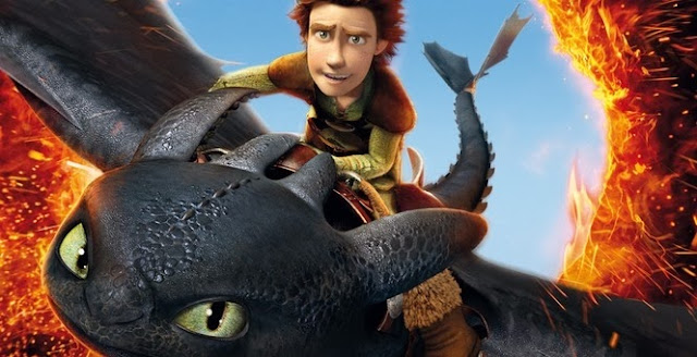How To Train Your Dragon 2 Hiccup And Toothless Poster  How To Train Your Dragon