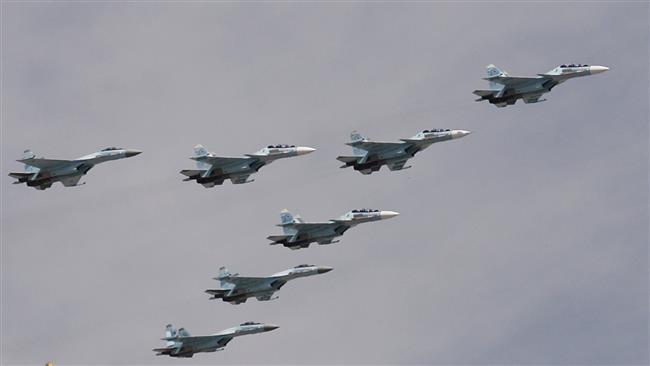 Jet Tempur Rusia Jenis Fighter Siap Kawal Pesawat Pembom