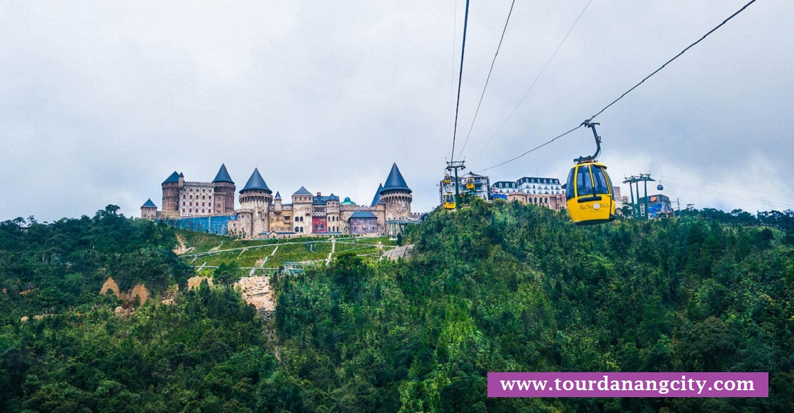 Ba Na Hills Cable Car Ticket Price