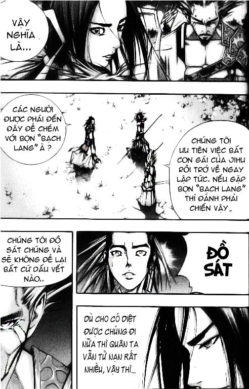 Utopias Avenger chap 16 - Trang 16