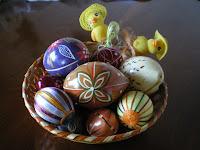 Huevos de Pascua en Polonia