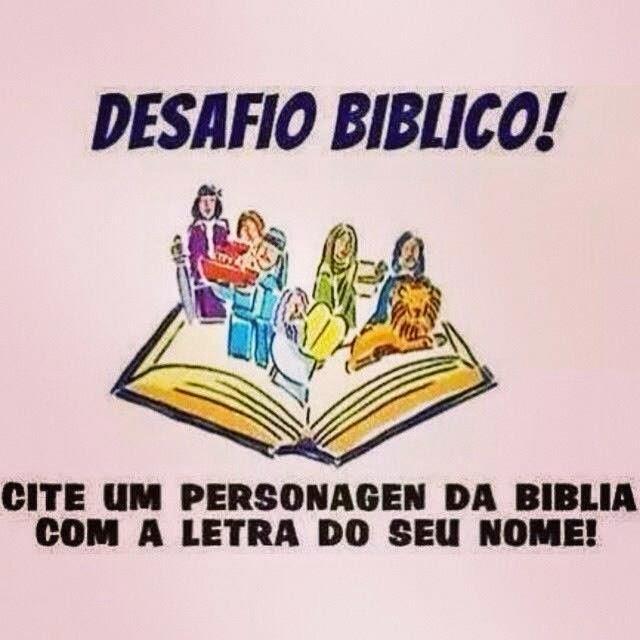 Mês da BÍBLIA:
