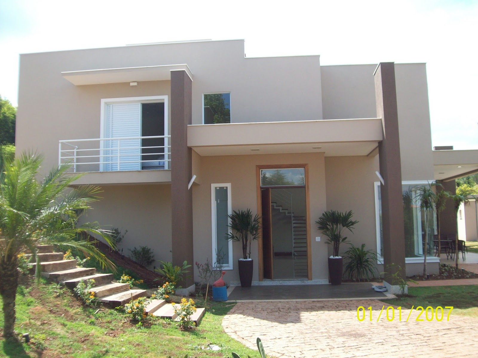 #748843 quarta feira 1 de fevereiro de 2012 4188 Imagens De Casas Com Janelas De Aluminio