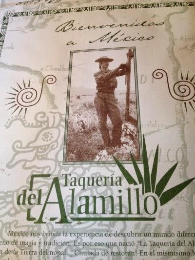 Taquería del Alamillo