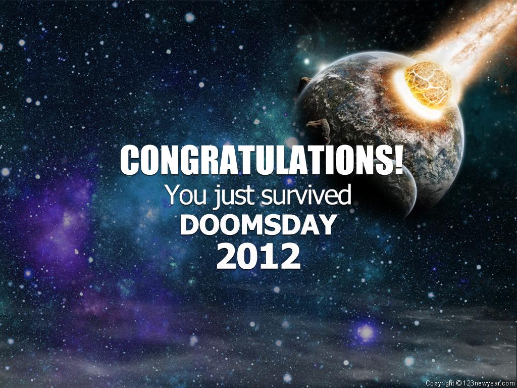 the 2012 doomsday Konec světa se blíží 21 12 2012 – pro staré maye konec světa pro čtyři vědce  z nasa je to den, kdy dojde k posunu zemských pólů ti se musí vydat do.