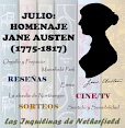 EN JULIO HOMENAJE A JANE AUSTEN EN NETHERFIELD