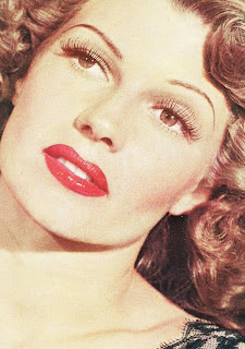 Chatter Busy: Rita Hayworth Quotes