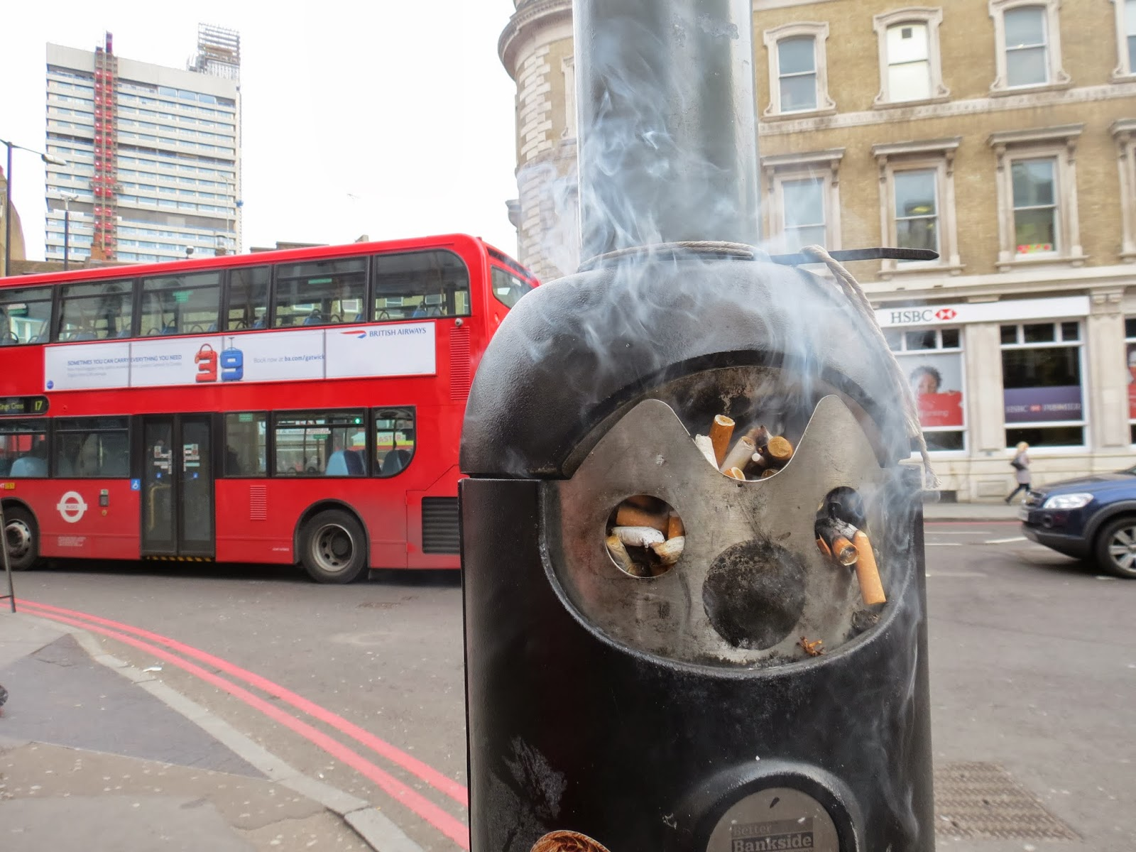 London cigarette street