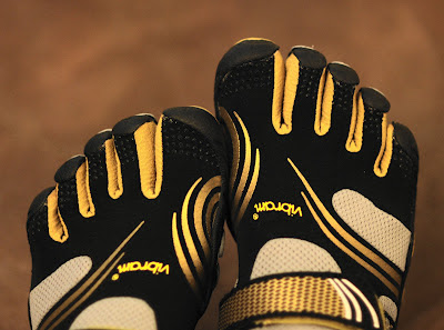 My Vibrams (Photo:  ©shaunachan2012)