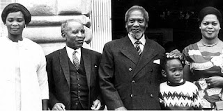 TBT: A Collection Of President Uhuru Kenyatta's Old Photos