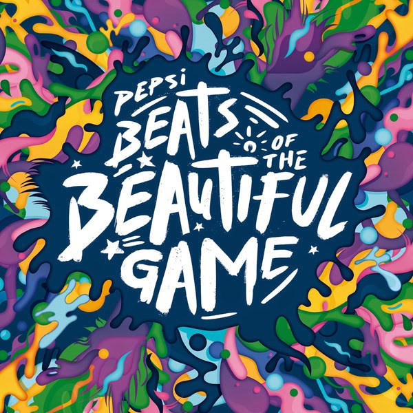 Various Artists - Pepsi Beats of the Beautiful Game Cover