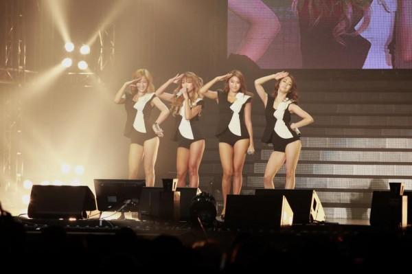SISTAR Femme Fatale Concert