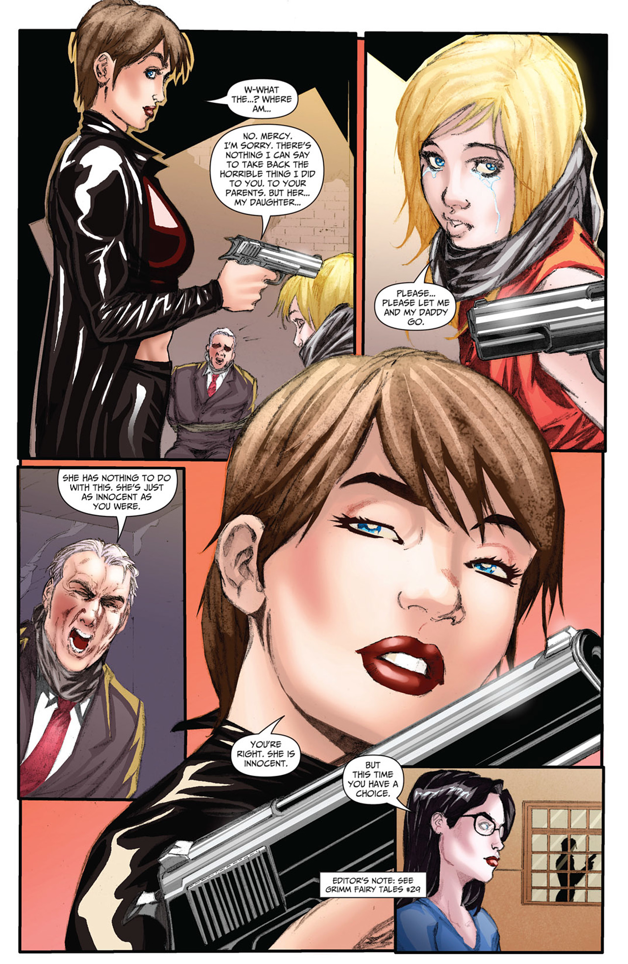 Grimm Fairy Tales (2005) Issue #41 #44 - English 22