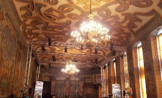 Festsaal der Galerie Herrenhausen