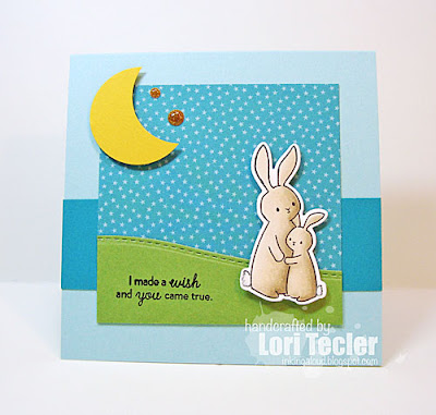 I Made a Wish card-designed by Lori Tecler/Inking Aloud-stamps from WPlus9