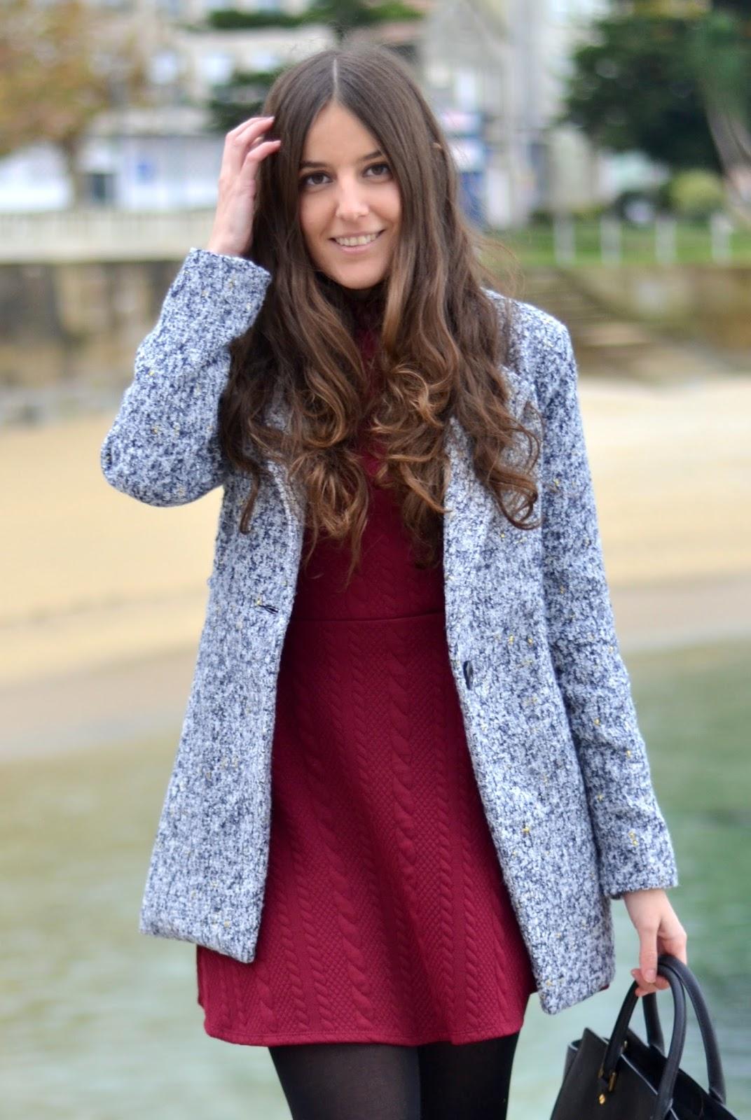 outfits sheinside coat