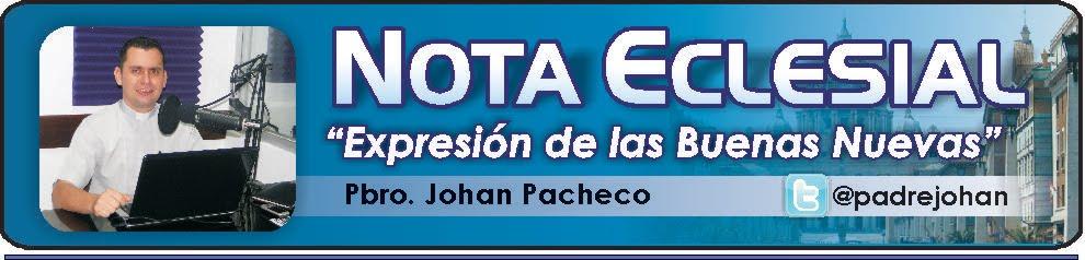 Padre Johan Pacheco