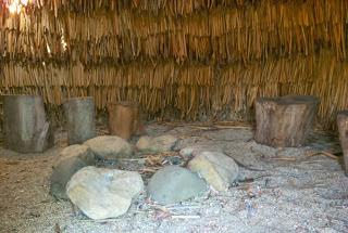 CHumash shelter