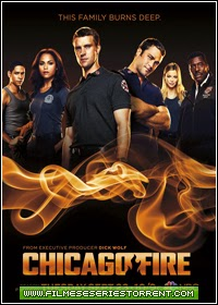 Chicago Fire 3ª Temporada Legendado Torrent (2014)