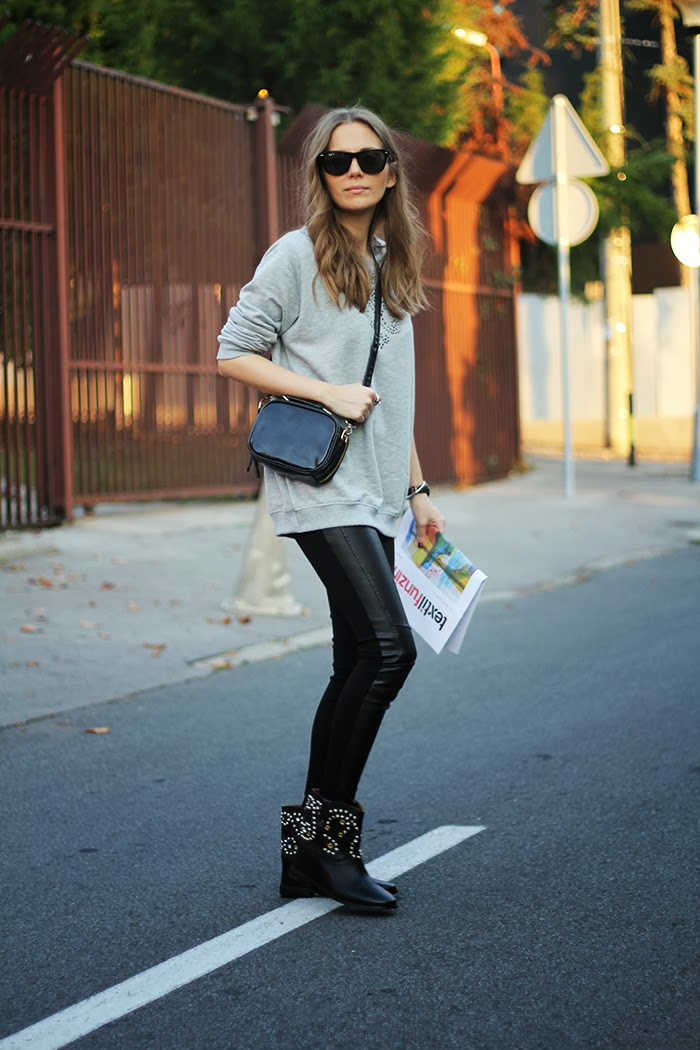Fashion And Style Cozy Sweatshirt